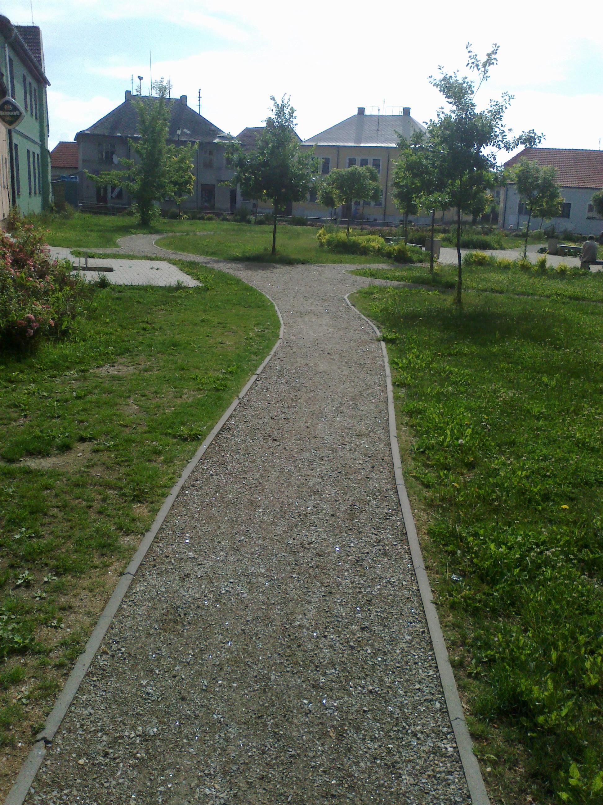 Mlatové cesty - Touškov