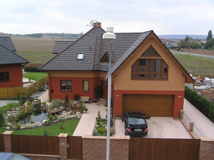 Rodinné domy na klíč